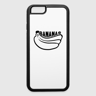 Bananas - iPhone 6/6s Rubber Case