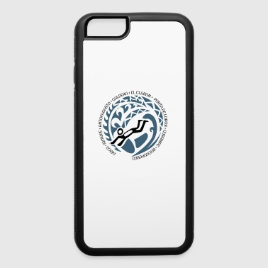 Chile Body Surfing Fan Lover Beach - iPhone 6/6s Rubber Case