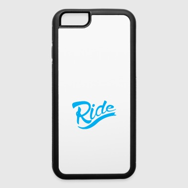 Roller coaster Take a Ride - iPhone 6/6s Rubber Case