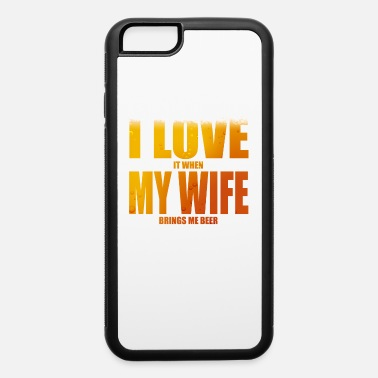 Wife Wife - iPhone 6/6s Rubber Case