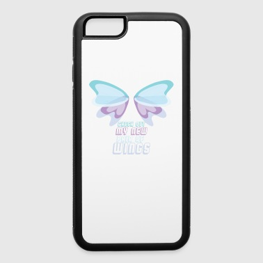 Check out my new pair of Wings - iPhone 6/6s Rubber Case