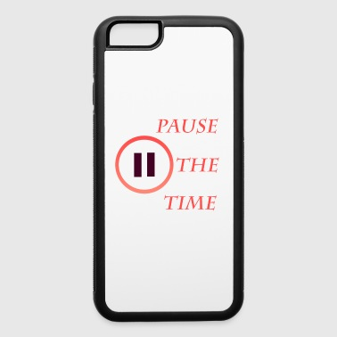 Pause the time - iPhone 6/6s Rubber Case
