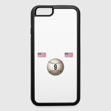 Future Of Softball Just Hit 9 - iPhone 6/6s Rubber Case
