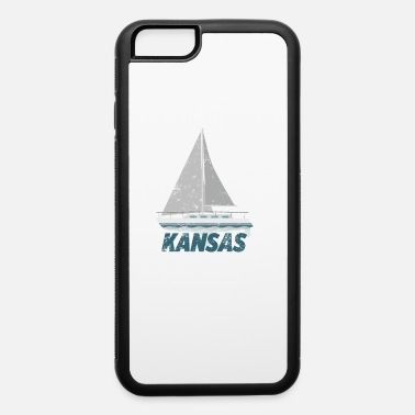 Kansas Sailing Shirt Boat Captain Shirt Love Boating Shirtpng - iPhone 6 Case