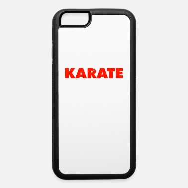 Karate Karate Tee - iPhone 6/6s Rubber Case
