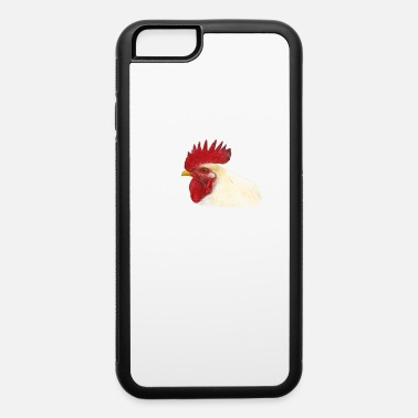 Stork Chicken Gift Shirt For Bird Lovers - iPhone 6/6s Rubber Case