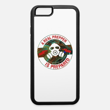 Gas Prepper Doomsday Crisis Survival Gift - iPhone 6/6s Rubber Case