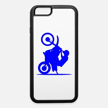 Attractive motorcycle attraction - iPhone 6 Case