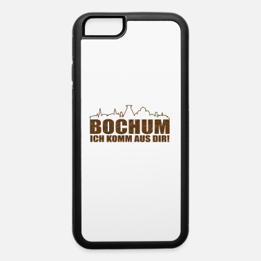 City Bochum my city Germany - iPhone 6/6s Rubber Case
