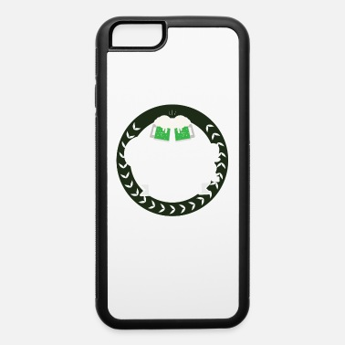Shamrock Green Beer - iPhone 6/6s Rubber Case