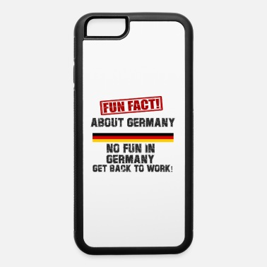 Cheers Bottom up! (Germany flag) - iPhone 6/6s Rubber Case