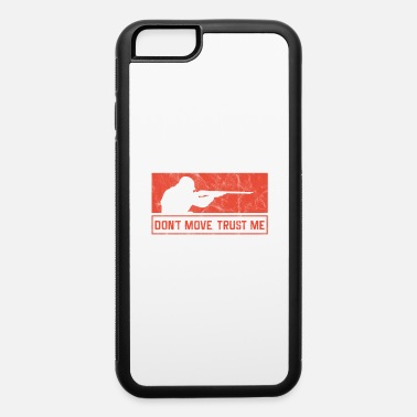 Sharpshooter sharpshooter sniper gift army soldier gun shooting - iPhone 6 Case