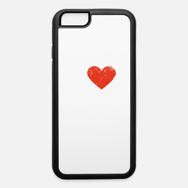 Serbia I Love Serbia - iPhone 6/6s Rubber Case