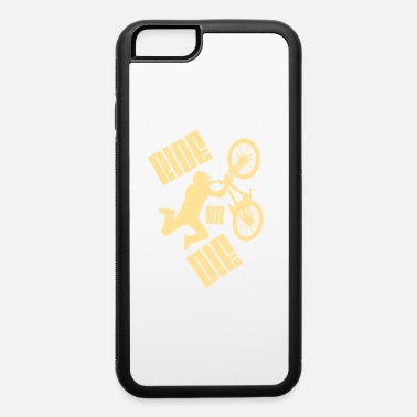 Dirt Bike Cool Riding for Live Biking Bike Rider - iPhone 6/6s Rubber Case