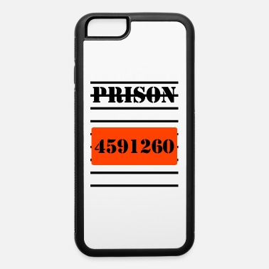 Prisoner prison - iPhone 6 Case