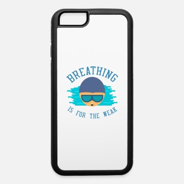 Advent Breathing is for the weak - iPhone 6/6s Rubber Case