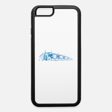 Road Transport Trucker Shirt - Truck Driver - So many - iPhone 6 Case