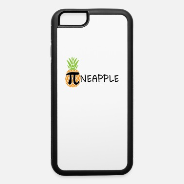 Calculus Pi neapple funny Pi Day Pineapple Teacher Math - iPhone 6 Case