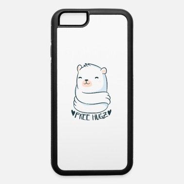 Free Bear Hugs Free Hugs Cute Bear - iPhone 6 Case
