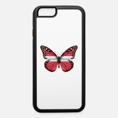 Latvia Butterfly Flag Of Latvia - iPhone 6 Case