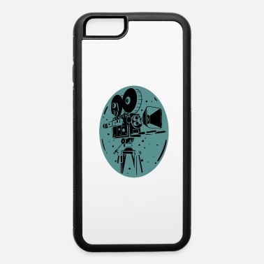 Hollywood Vintage Style Retro Theatercamera Filmmaker Gift - iPhone 6 Case