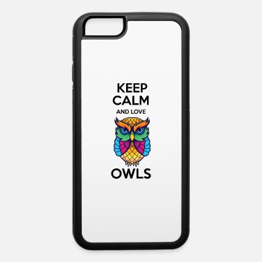 Owl Awesome Cute Owl Lover Quotes - iPhone 6 Case