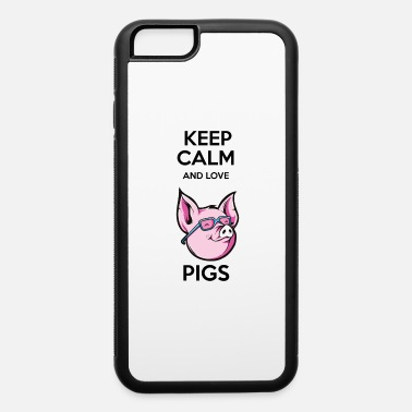 Mud Awesome Cute Pig Lover Quotes - iPhone 6 Case