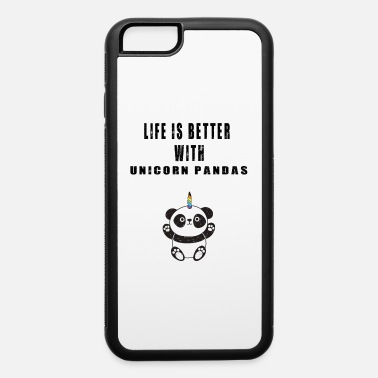 Love Adorable Life Unicorn Lover Quotes - iPhone 6 Case