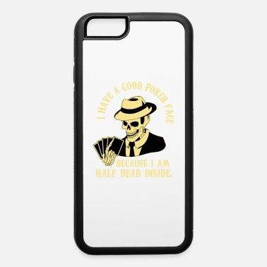 Casino Poker Player Texas Hold'Em Night Tournament Gift - iPhone 6 Case