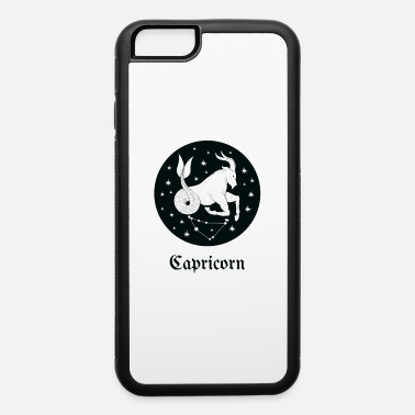 December Capicorn Zodiac Sign Astrology Universe Text T - iPhone 6 Case