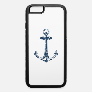 Nautical Blue Anchor - iPhone 6 Case