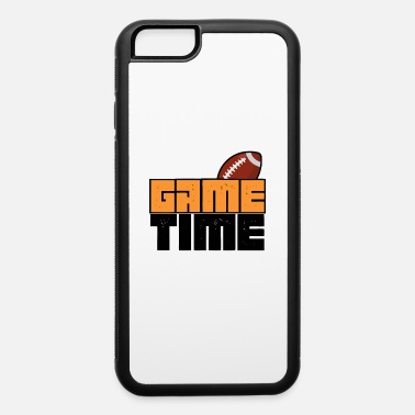 Gym Lover Football Sport Fitness Geschenkidee - iPhone 6 Case