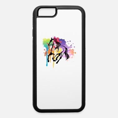 Teens watercolor horse for girls Birthday cute party - iPhone 6 Case