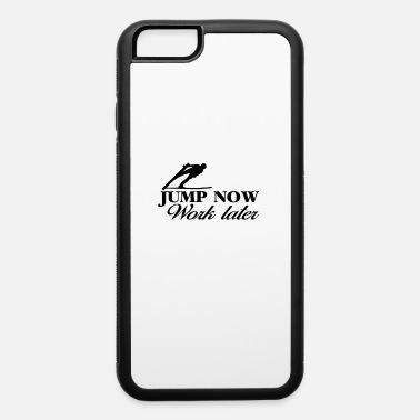 Ski jumping - iPhone 6 Case