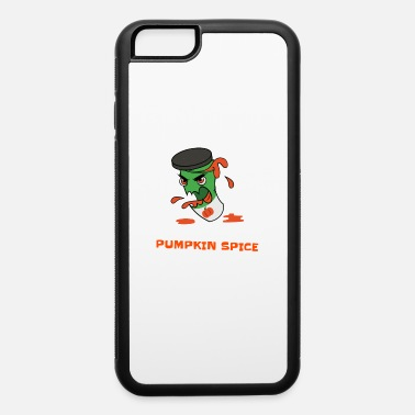 kawaii style t shirt design template with an angry - iPhone 6 Case