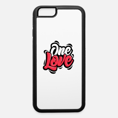 Family Trip Love Heart Gift Idea - iPhone 6 Case