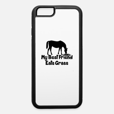 Horse Head Funny Horse Quote - iPhone 6 Case