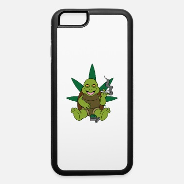 Strains Stoner Reggae Gift Weed Grower Smoke Weed Turtle - iPhone 6 Case