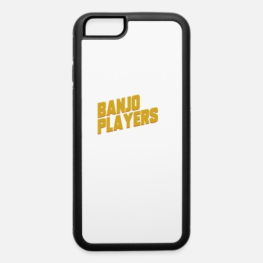 Folke Banjo Marching Band Bluegrass Guitar Musician - iPhone 6 Case
