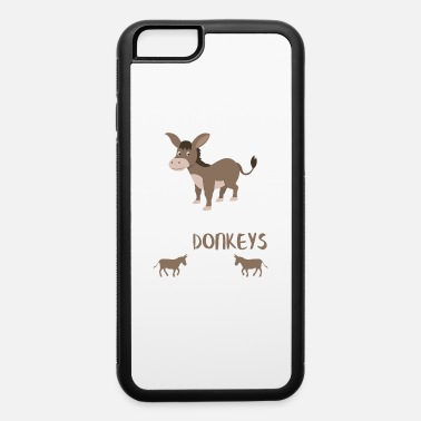 Summer Donkey Gift Cute Donkey Gifts Farmer Donkey - iPhone 6 Case