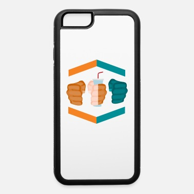 3 Piece And A Soda Gamebred MMA Dolphins Fighter - iPhone 6 Case
