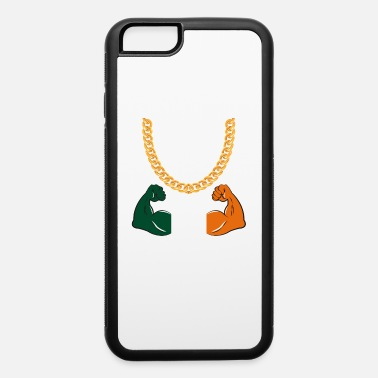 Pigskin Miami Sports Fan Tailgate College Football Chain - iPhone 6 Case