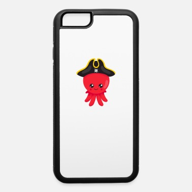 Sea Creature Pirates Octopus Pirate Octopus - iPhone 6 Case