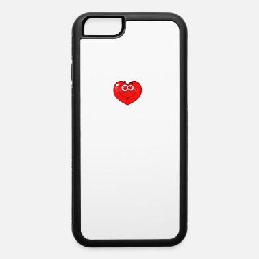 Boo I Love My Boo Valentines Day Gift - iPhone 6 Case