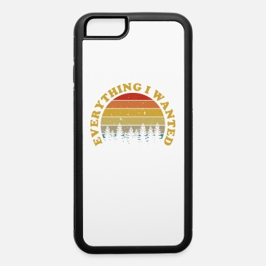 Logo Everything I Wanted Distressed Sunset Gift Music F - iPhone 6 Case