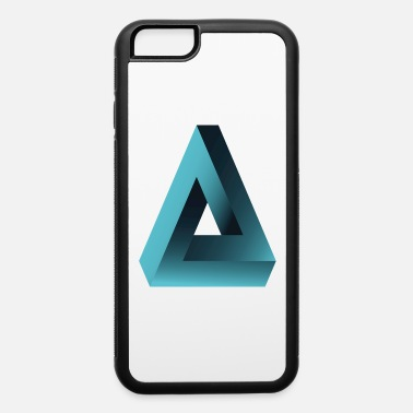 Funny 60th Birthday Geometric shape triangle - iPhone 6 Case