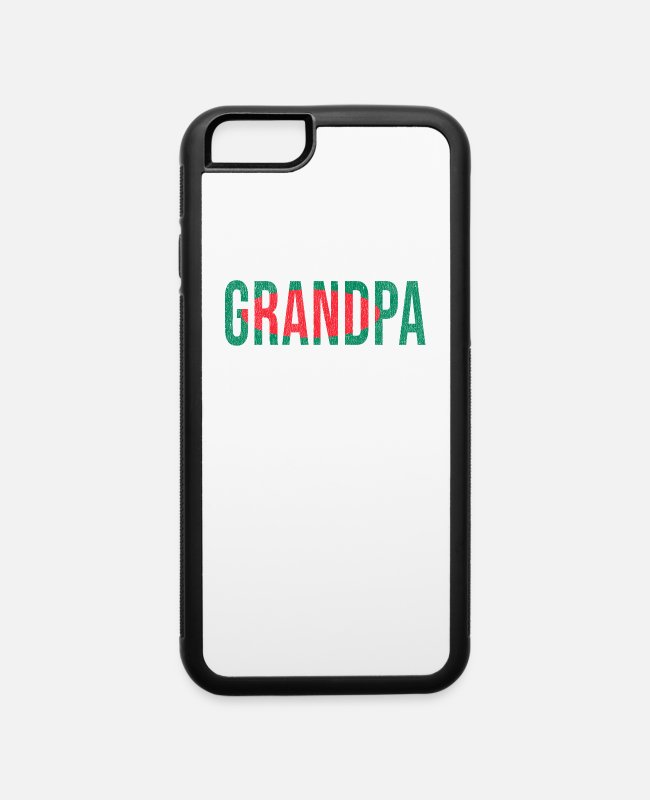 Father's Day iPhone Cases - bengali Bangladesh Grandpa Legend Fathers Day - iPhone 6 Case white/black