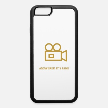 Actor Going to the Movies - When - iPhone 6 Case