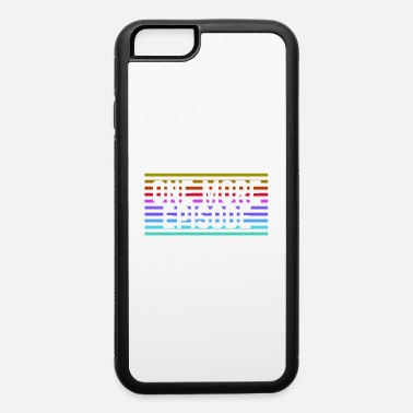 Culture One more Episode Series junkie TV Pop Culture - iPhone 6 Case