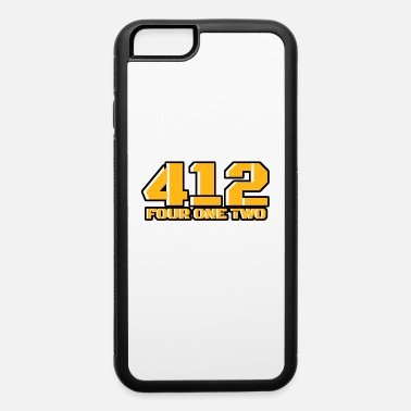 412 412 Pittsburgh Gifts - iPhone 6 Case